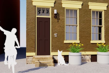 Abigail @ 512e12 - Cincinnati - Apartment