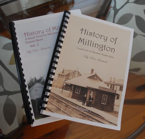 Interested in history? Feel free to read about our town during your stay.