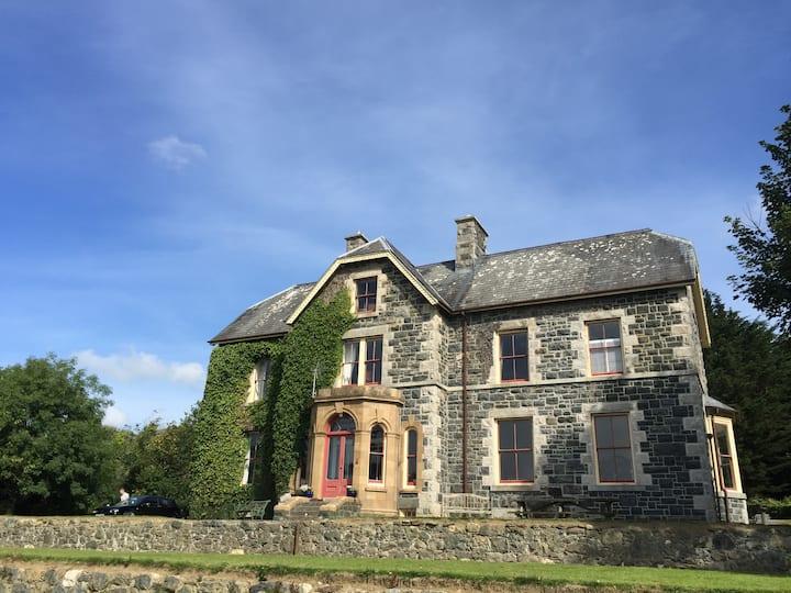 Tymawr, Family Country House Snowdonia near Tywywn