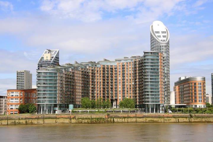 Luxury 2 bedrooms flat in London - London - Apartment
