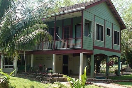 La Casona at duPlooy's Jungle Lodge - San Ignacio - Rumah