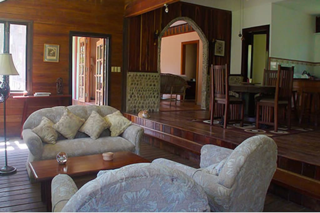 La Casona Living Room