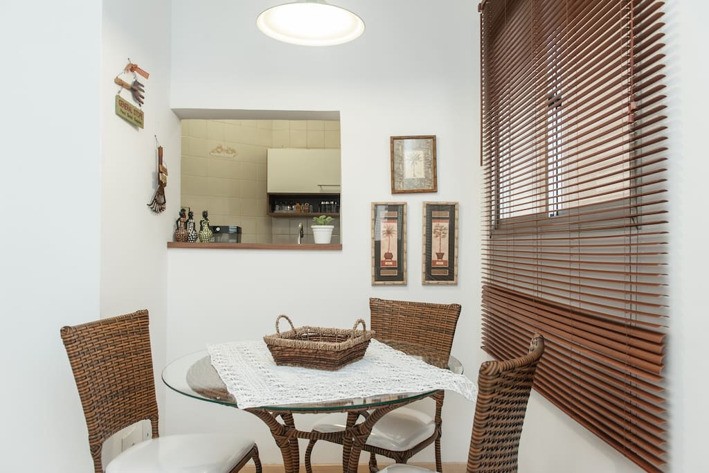 Apartment near Av. Paulista