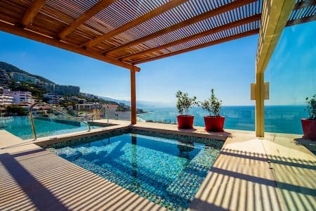 V177 Luxury Condominiums 404 - Romantic Zone - Puerto Vallarta - Társasház
