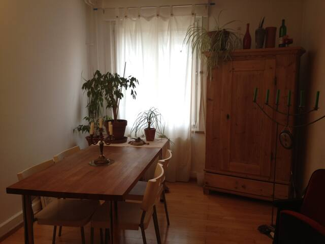 We welcome spiritual guests! - Bâle - Bed & Breakfast