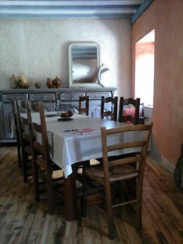 Maison chaleureuse en Vallée d'Aspe - Borce - House