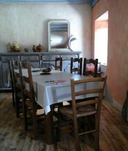 Maison chaleureuse en Vallée d'Aspe - Dům