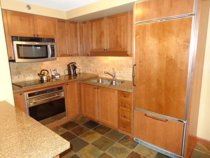 Resort at Squaw Creek - 2 BR Penthouse