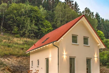 Elegant Chalet in Wilhelmsthal near Forest