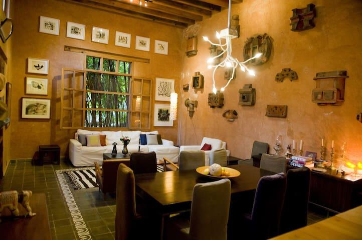 Casa Tadi, lo mejor de Oaxaca. - San Felipe del Agua