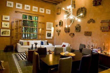 Casa Tadi, lo mejor de Oaxaca. - San Felipe del Agua - Haus
