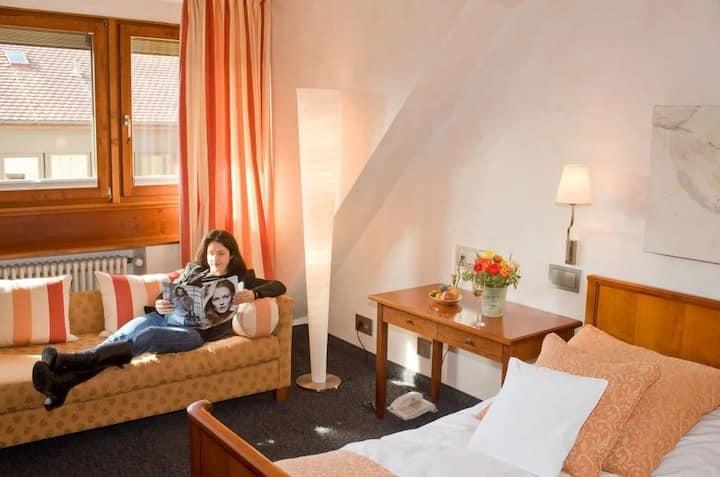 Zum Roten Bären, (Freiburg im Breisgau), Einzelzimmer Standard