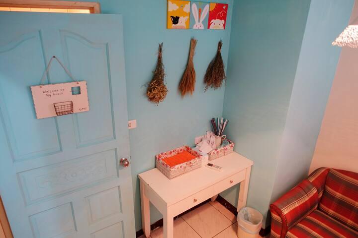Alice Room  Quad room - East District - Bed & Breakfast