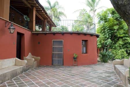 Cuarto Petirojo - San Felipe del Agua