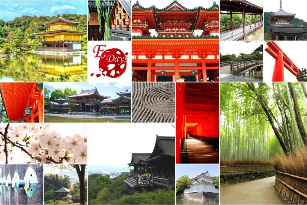 convenient location to Kyoto attractions