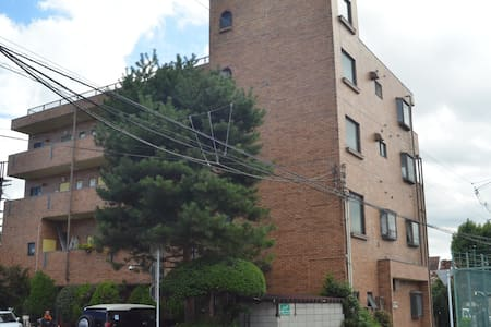 Near Yokota AB 5min  1st fl Loft type one room.108