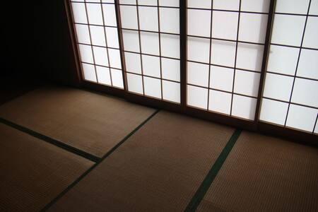 自然あふれる村のゲストハウス - Higashiyoshino