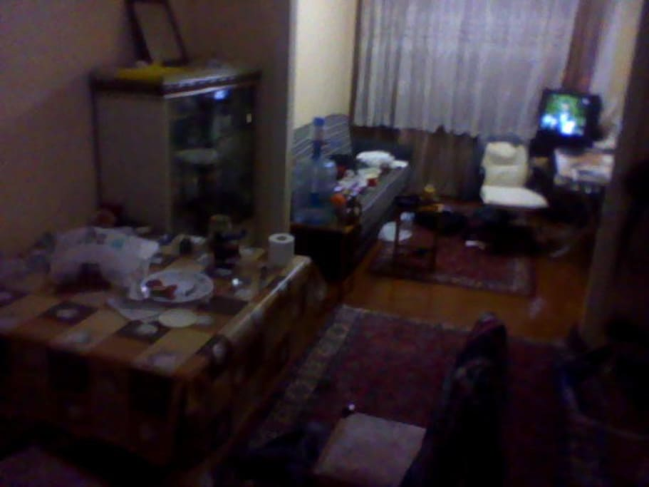 living room and a students' living area :)