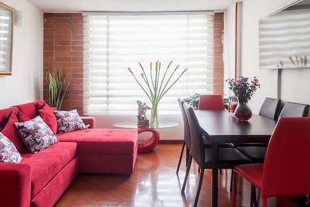 Sofa cama en moderno apartamento - Bosa