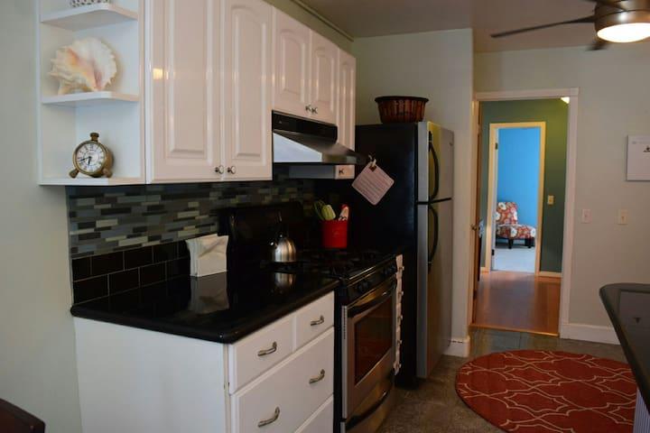 Cozy 1.5 Bedroom Apartment