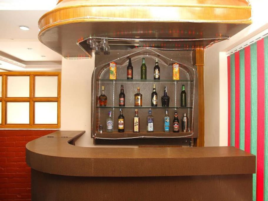 service of bar