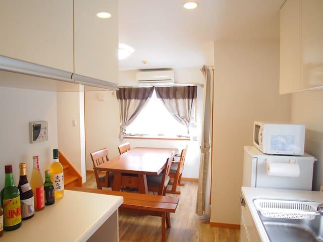 C1 75㎡ Komagome 4Bed Rooms 6people - Toshima-ku - Maison