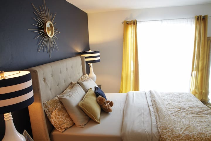Sunny Bright Room in San Mateo! - San Mateo - Appartement