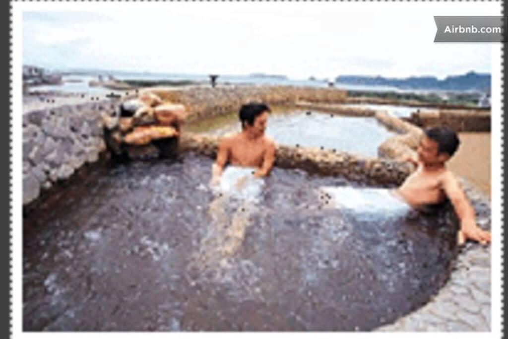 知本温泉Hot Spring