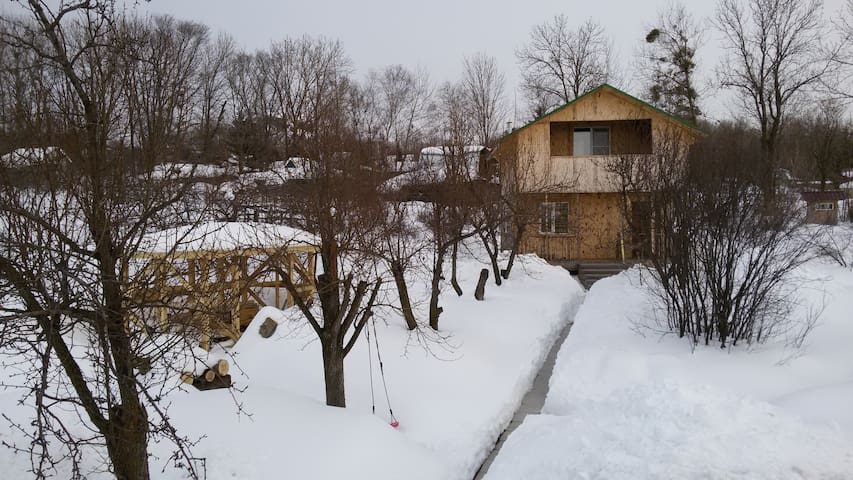 Дача в пригороде Хабаровска. - Khabarovsk Krai - House