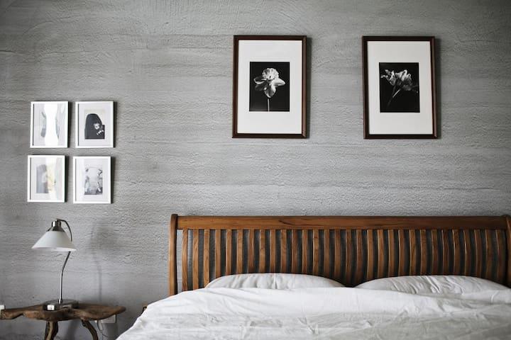 舞木民宿~背山面海 坐落在真柄梯田中 只有三間兩人房的寧靜舒適自在空間 - 長濱鄉 - Bed & Breakfast