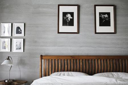 舞木民宿~背山面海 坐落在真柄梯田中 只有三間兩人房的寧靜舒適自在空間 - 長濱鄉 - 住宿加早餐