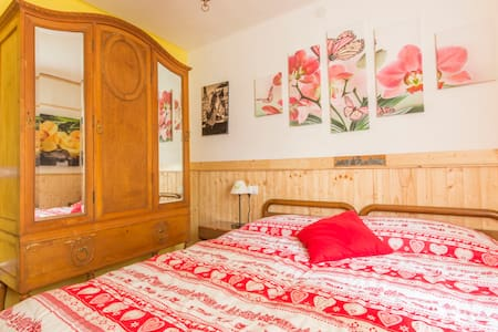 Room Flower in val rendena - Haus