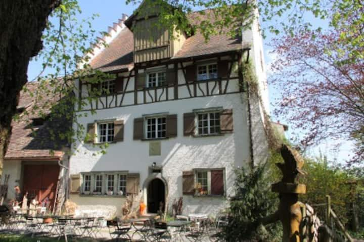 Burghof Wallhausen, Kulturdenkmal