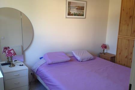chambre privée 2 lits séparés - Palaiseau - Daire