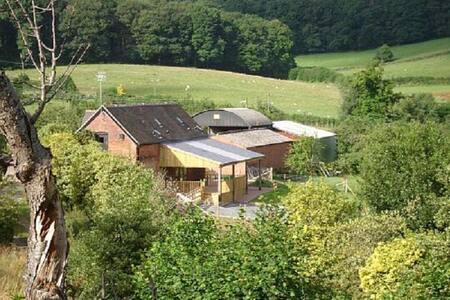 Converted Barn on working farm