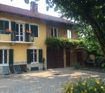 Dependance in casa d'epoca - Trofarello - House