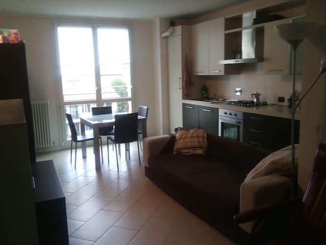 Appartamento bilocale a Budrio