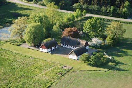 Pragtfuld bolig i natur, tæt på tog - Borup
