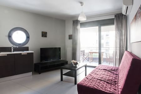 New apartment next to Acropolis 2 - Athina - Lejlighed