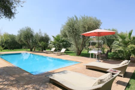Luxury villa in Marrakech - Marrakech - Rumah