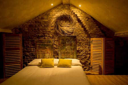 The Guest House - Junior Suite - Durbuy - Bed & Breakfast