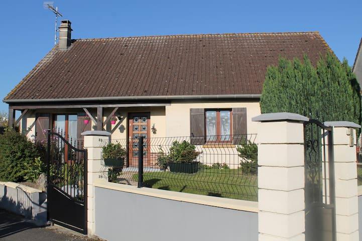 maison située à 9 kms d'Amiens. - Saint-Sauveur - Dom