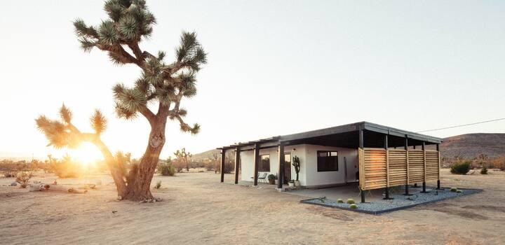 Darling Darlinda Desert Cabin