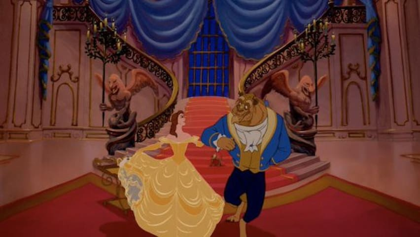 BEAUTY AND THE BEAST/ DISNEYLAND - Bailly-Romainvilliers - อพาร์ทเมนท์