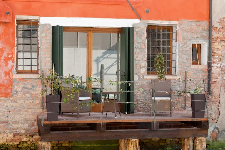 LUXURY FLAT : BALCONY ON THE WATER - Venice - Apartmen