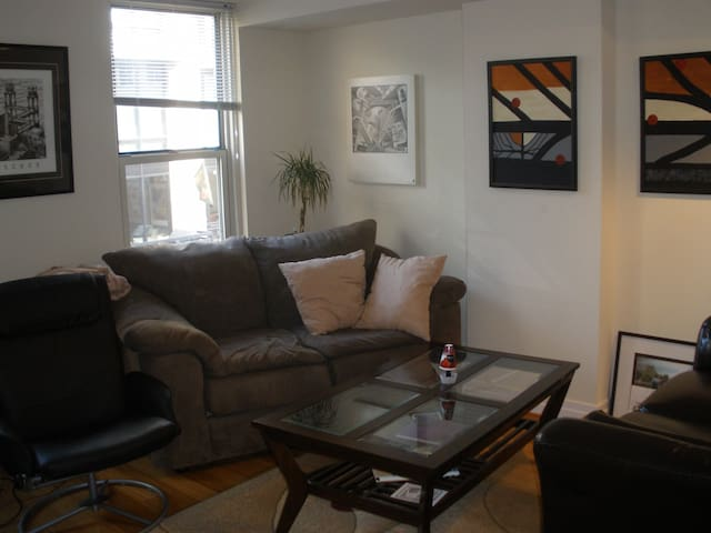 Downtown Studio Heart of the City - Washington - Daire