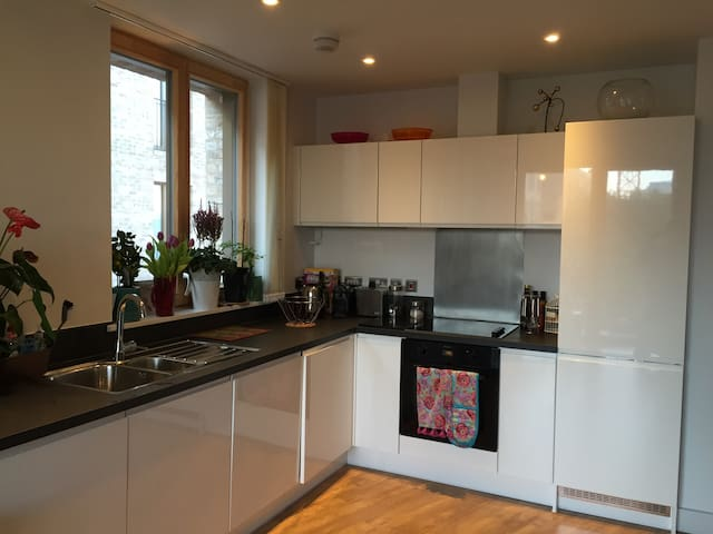 Large Flat Portobello + Balcony - London - Apartment