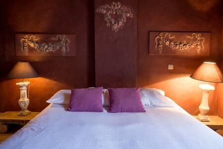 The Guest House - Chambre double - Durbuy - ที่พักพร้อมอาหารเช้า