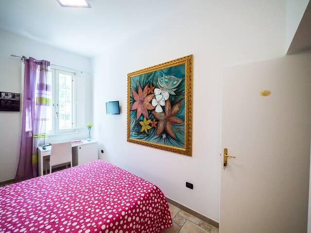 Bed&Breakfast Villa Bellini Room Flower - Comacchio- Porto Garibaldi - Bed & Breakfast