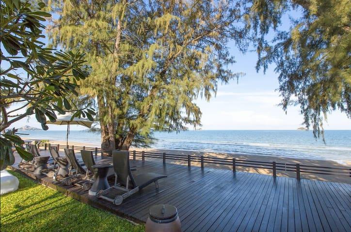2 BR Caribbean Beach Condo - Tambon Nong Kae - Apartamento